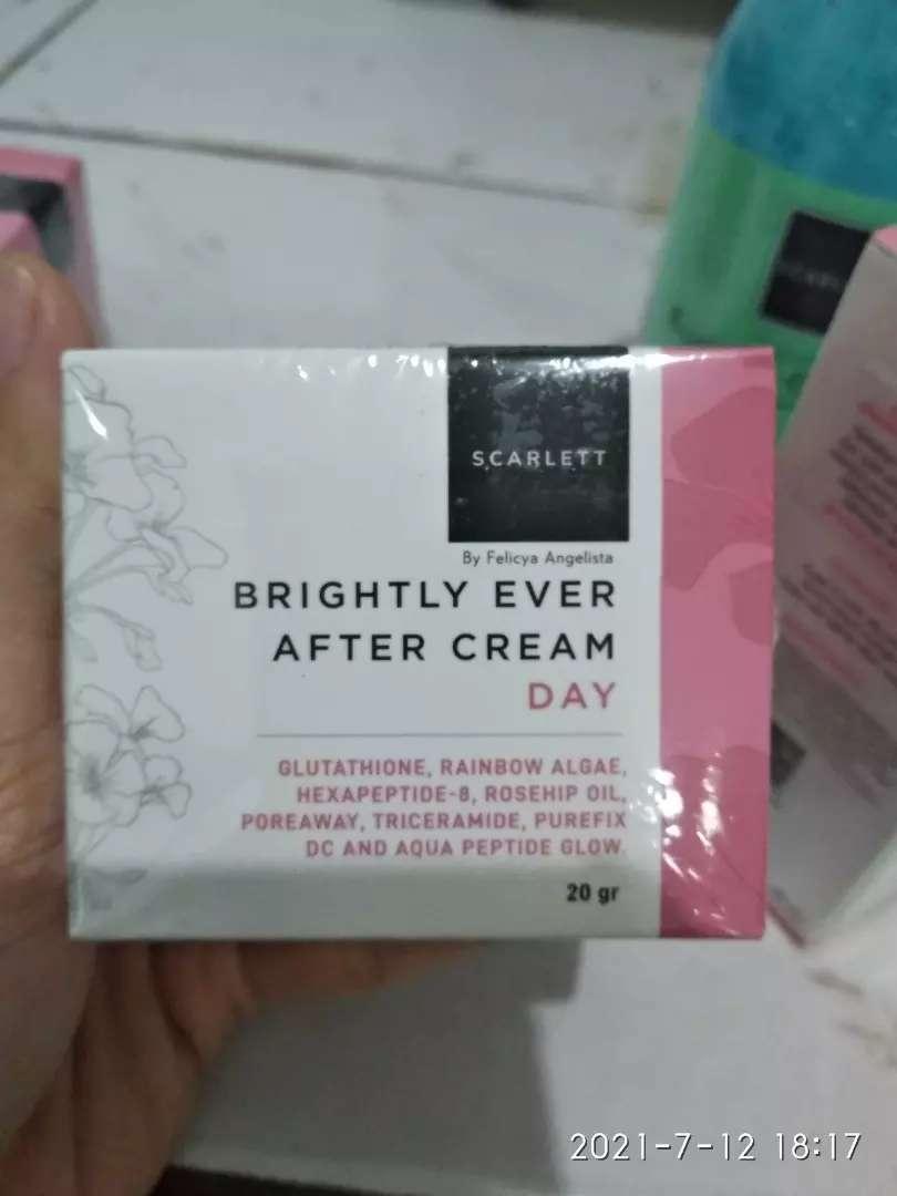 Scarlett Brightly Ever After Cream Day & Cream Night