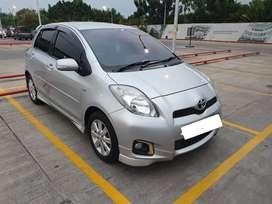 Toyota Yaris S Limited AT 2012 Low KM Istimewa