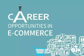 E-commerce process job openings for BPO / CCE / Backend positions.