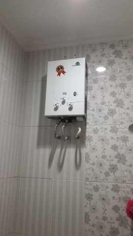 Pemanas Air Gas ~ Mandi Air Hangat Aktif