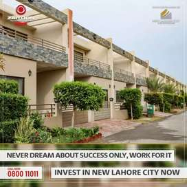 New Lahore City 5 Marla Premier Enclave Sale A Block 825 No Onground.