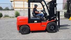 jual Forklift 2,5 – 3 – 5 – 7 – 10 Ton Murah di Kendari
