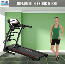 TL 630 ELEKTRIK // TOTAL HEALTYGYMNE
