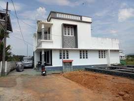 Villa1756SqFt/ 4.8cent/4 bhk/ 74 lakh–Nellenkkara Thrissur