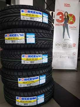 Jual Ban mobil Merek Forceum 185/60/R15(bisa credit)