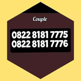 Nomor cantik simpati loop couple