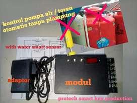 kontrol  otomatis pompa air / toren