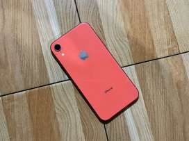 # IPhone Xr Coral - 64GB - Unit Only - Mulus