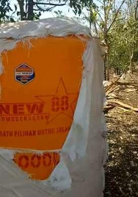 Gudang tandon air 2200 liter sleman toren bahan plastik