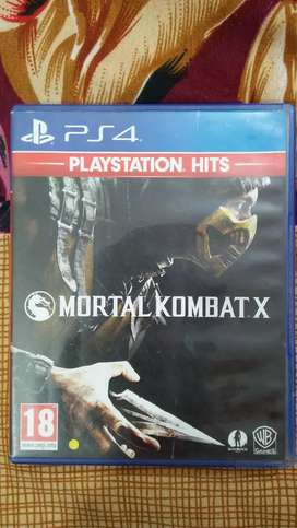 Mortal Kombat X (works rarely used)