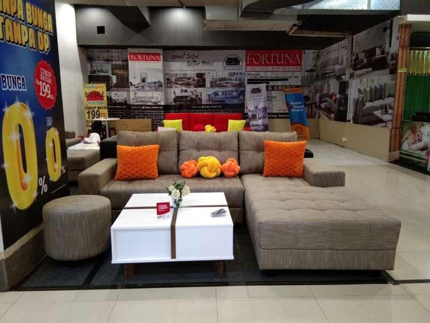 Sofa L Elizabeth II by Fortuna 0