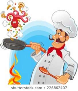 Cook required for restaurant mess