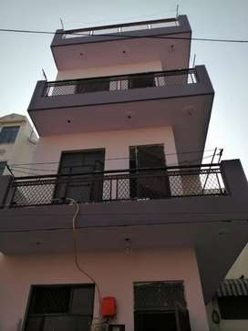 Dda flats constructed at a block