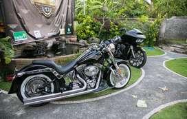 Harley davidson Fatboy Carbulator Ori istimewa