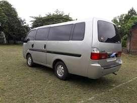 Kia travello diesel type long panjang silver istimewa thn 2010