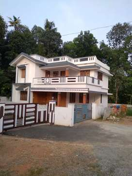 6.800 CENT 2215 SGF 4 BHK ATTACHED NEW HOUSE NEAR PULLUVAZHY