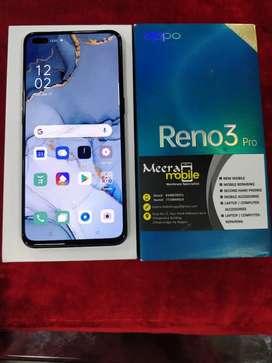 Oppo Reno 3 Pro 8gb Ram 128gb Internal Pack Pice At Meera Mobiles