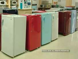 Refrigerators available in excellent condition