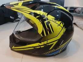Helm Supermoto 2nd