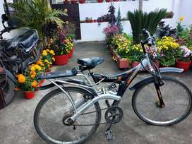 Hero dtb ranger cycle  with soccer  3 years old bicycle