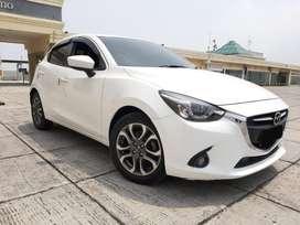 Mazda 2 R 2015 pemakaian 2016 AT TDP 33jt
