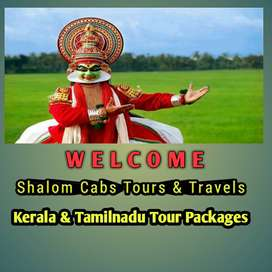 Shalom Cabs Tours and Travels . We are operate different Packages