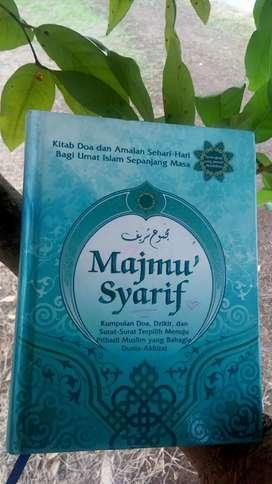 Kitab Do'a Majmu' Syarif