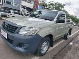 Toyota Hillux PickUp Diesel MT 4x2 2012/2013 BG Tgn1 OrisinilSiapPakai