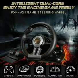 PXN – V3 Pro/ Racing Game Steering Wheel