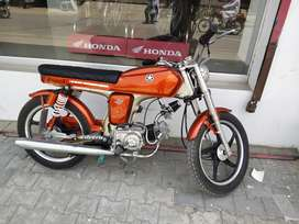 Special Edition 70 Full Clear Union stare Bike 2014 modal final price