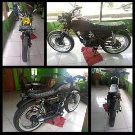 Jual motor custom/motor custom /bt vespa/motor custom murah/jual GL100