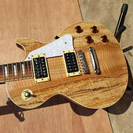 Gitar Gibson les Paul natural limited edition