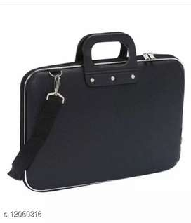 Stylish laptop bag.COD available with free home delivery
