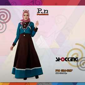 Gamis casual by PN