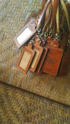 Card Holder / Id Card Kulit Premium Murah