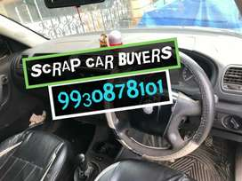 We are salvage     ...  SCRAP CAR BUYERS