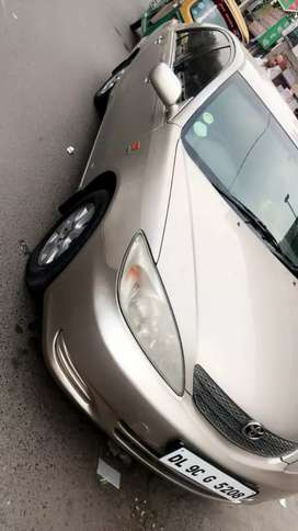 A toyota Camry  on sell