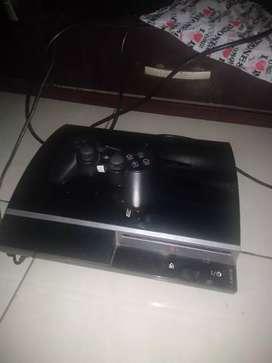 PS 3 flat 500gb