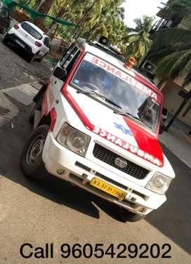 ambulance sumo good condition
