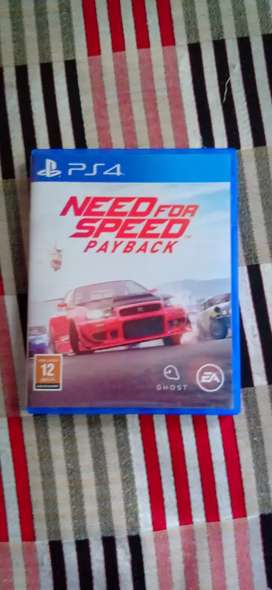 PS4 GAME TITLE