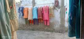Ladies kurties 2pc