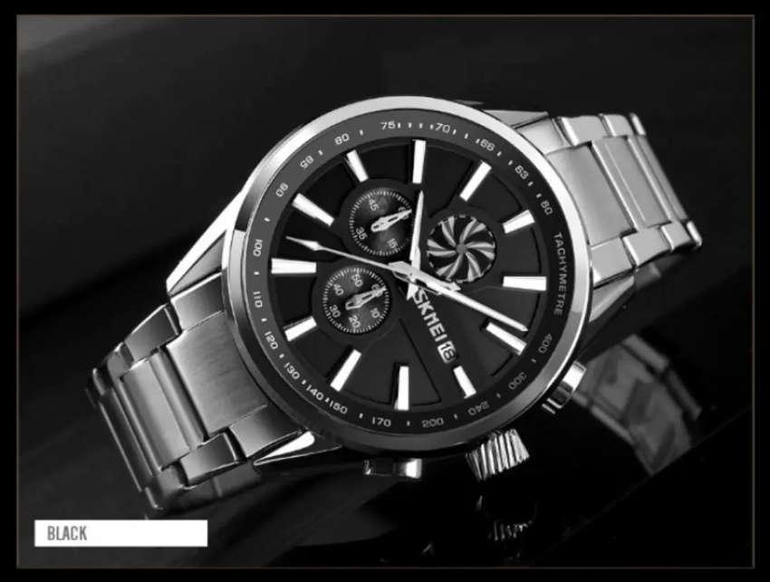 Jam tangan Skmei 9175 Chronograph Original 0