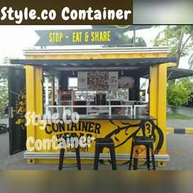 BOOTH CONTAINER CUSTOM | BOOTH CONTAINER KEKINIAN | CONTAINER CUSTOM