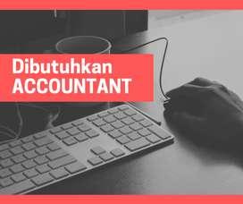 Lowongan Staff Admin Accounting / Akuntan