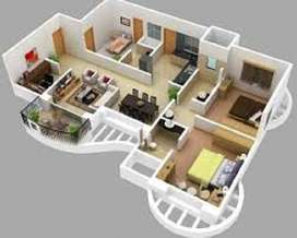 4 bhk available in Vile Parle