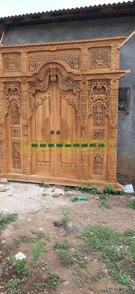 cuci gudang pintu gebyok gapuro jendela rumah masjid musholla tipah