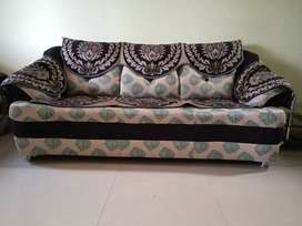 King Sofa set used for 2 years