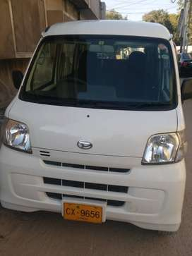 Daihatsu hijet 2013 model 2018 registered brand new condition