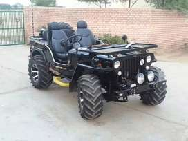 JASSAL JEEP   modify Moga