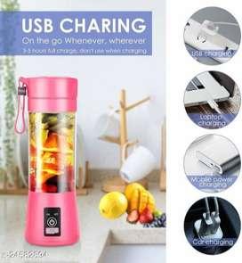 JIG'sMART 6 Blades USB Juicer Portable Blender Electric Vegetables Fru
